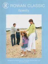 Rowan ::Classic Family:: RYC Book #32  New 45% OFF!