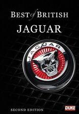 Jaguar - Best of British (New DVD) C D  E-Type SS 100 XK 120 Mk 2 Mk VII XK8