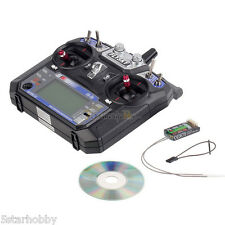FlySky FS-I6 2.4G 6CH RC Radio Control Transmitter Receiver for Multicopter Heli