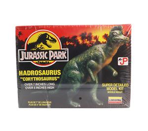 Lindberg Jurassic Park Hadrosaurus Corythosaurus Plastic Model Kit #70275 New