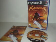 Xyanide Resurrection  FR - playstation 2 - PAL - Complet PS2