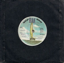 "Jeff Beck / Rod Stewart Hi Ho Silver Lining UK 45 7"" single +Beck's Bolero"