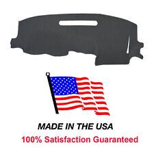 Charcoal Carpet Dash Cover Mat Compatible w/1999-2005 Pontiac Grand AM USA Made