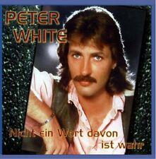 Peter White Nicht ein Wort davon ist wahr (1997)  [Maxi-CD]