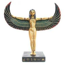 ISIS AILES DEBOUT FIGURINE STATUE NEUF