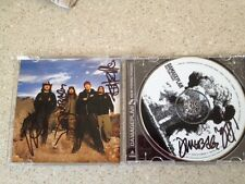 Dimebag Darryl Signed CD/Insert Damage Plan CD