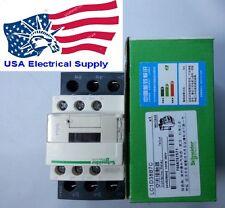 LC1D38B7C Schneider Contactor With  Coil  24VAC 50/60Hz