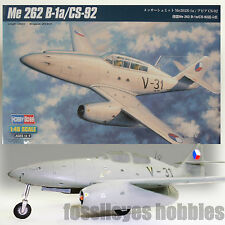 HOBBY BOSS 1/48 MESSERSCHMITT ME-262/ AVIA CS-92
