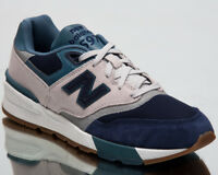 New Balance 597 Men Lifestyle Shoes Grey Navy 2018 Low Top Sneakers ML597-NGT