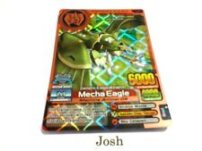 Animal Kaiser Evolution Evo Version Ver 4 Bronze Card (A151E: Mecha Eagle)