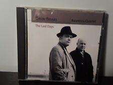 Gavin Bryars: The Last Days (CD, Dec-1995, Argo) Balanescu Quartet