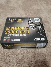 ASUS SABERTOOTH R2.0 990FX, AM3+, AMD Motherboard