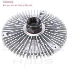 Engine Cooling Fan Clutch fits Mercedes W163 ML320 ML350 11220--00222 3.2L 3.7L