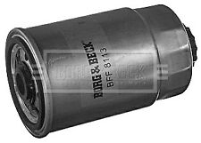 Borg & Beck Fuel Filter BFF8113 - BRAND NEW - GENUINE - 5 YEAR WARRANTY