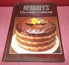 1989 HERSHEY'S CHOCOLATE COOKBOOK Spiral Hardcover