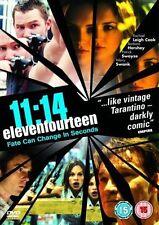 11 : 14 DVD Film Komödie Krimi Drama ex Vermietung