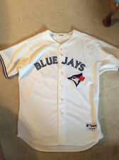 Toronto Blue Jays Jackie Robinson Jersey, #42, worn in 2013 by  #22 - H. Blanco