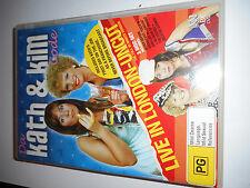 DA KATH AND KIM LIVE IN LONDON DVD SET