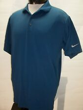 Nike Golf Taille L Polo Combiner Envoi W / Ebay Cart