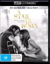 A Star Is Born : NEW 4K UHD Blu-Ray