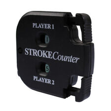 Portable Small Golf Count Shot Stroke Putts Score Counter keeper with Key Chain
