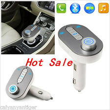 FM Transmitter Wireless Bluetooth Radio Car MP3 USB Charger Hands-free Music