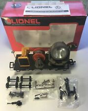 Lionel G Scale 8-87808 Union Pacific Search 0000041F light Car In box W/Lgb Powered Wheels