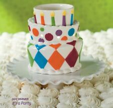 """Scentsy Birthday Cake Warmer. Nib. """"It's A Party"""" Retired! Collectible!"""