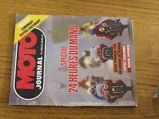 $$$ Revue Moto Journal N°456 24 Heures du MansAccidentTriumph 750