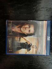 Braveheart & Gladiator (Blu-ray, 4-Disc Set) Us Region *Like New