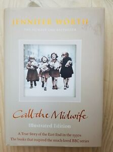 call the midwife hardback book (2018 illustrated edition)