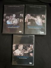 Lot 3 Boxing Dvds Title Boxing instructional Danny Campbell Anber Heavy Bag