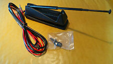 RING CARAVAN/MOTORHOME COMPACT RETRACTABLE FM RADIO AERIAL WITH BOOSTER AE877
