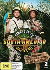 Hamish & Andy - Gap Year South America DVD 2014 2-Disc Set Brand new Genuine D69