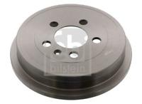 2x Bremstrommel für Bremsanlage Hinterachse FEBI BILSTEIN 24034