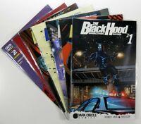 DARK CIRCLE Comics BLACK HOOD #1 2 3 LOT + VARIANTS Swierczynski Ships FREE!