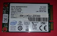 Intel SSD 310 Series 80GB mSATA II 3Gbps SSDMAEMC080G2L