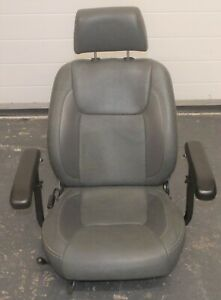 Mobility Scooter Forever Active Enterprise Series 3 Grey Captains Seat