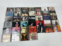 CD Sammlung Alben 39 Stück Rock Pop Hits viele bekannte Namen - siehe Bilder