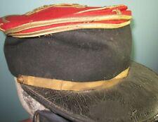 French infantry regiment officer kepi 1910 Military Hat helmet hut shako Ww1 1Gm