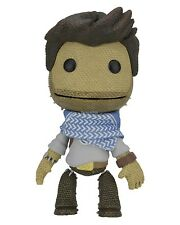 "Little Big Planet - 5"" Action Figure - Series 2 - Nathan Drake Sackboy - NECA"