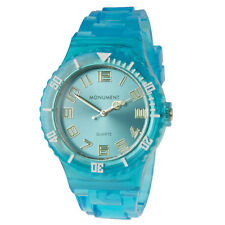 Monument Unisex Jelly Plastic Watch MMT-00003