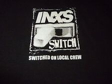 INXS Crew Tour Shirt ( Size XL ) NEW!!!