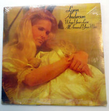 LYNN ANDERSON LP Wrap Your Love Around Your Man COLUMBIA Sealed COUNTRY #1162