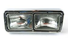 Blue Bird Bus 1151356 Genuine OEM Dual Rectangular Halogen Headlamp with Bezel