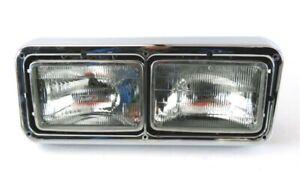 Blue Bird Bus 1151356 Genuine OEM Dual Rectangular Halogen Headlamp with Bezel