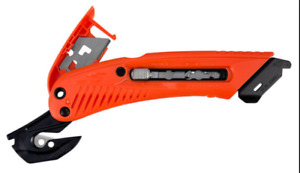 Pacific Handy Cutter Left Handed S5L Safety Box Utility Knife with Film Cutter