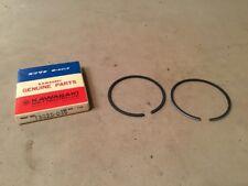 NOS Kawasaki Piston Ring Set 13025-036