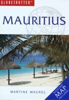 Mauritius (Globetrotter Travel Guide) by Maurel, Martine Hardback Book The Cheap