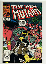 New Mutants 8 - 1st Magma - Movie Coming - High Grade 9.4 NM